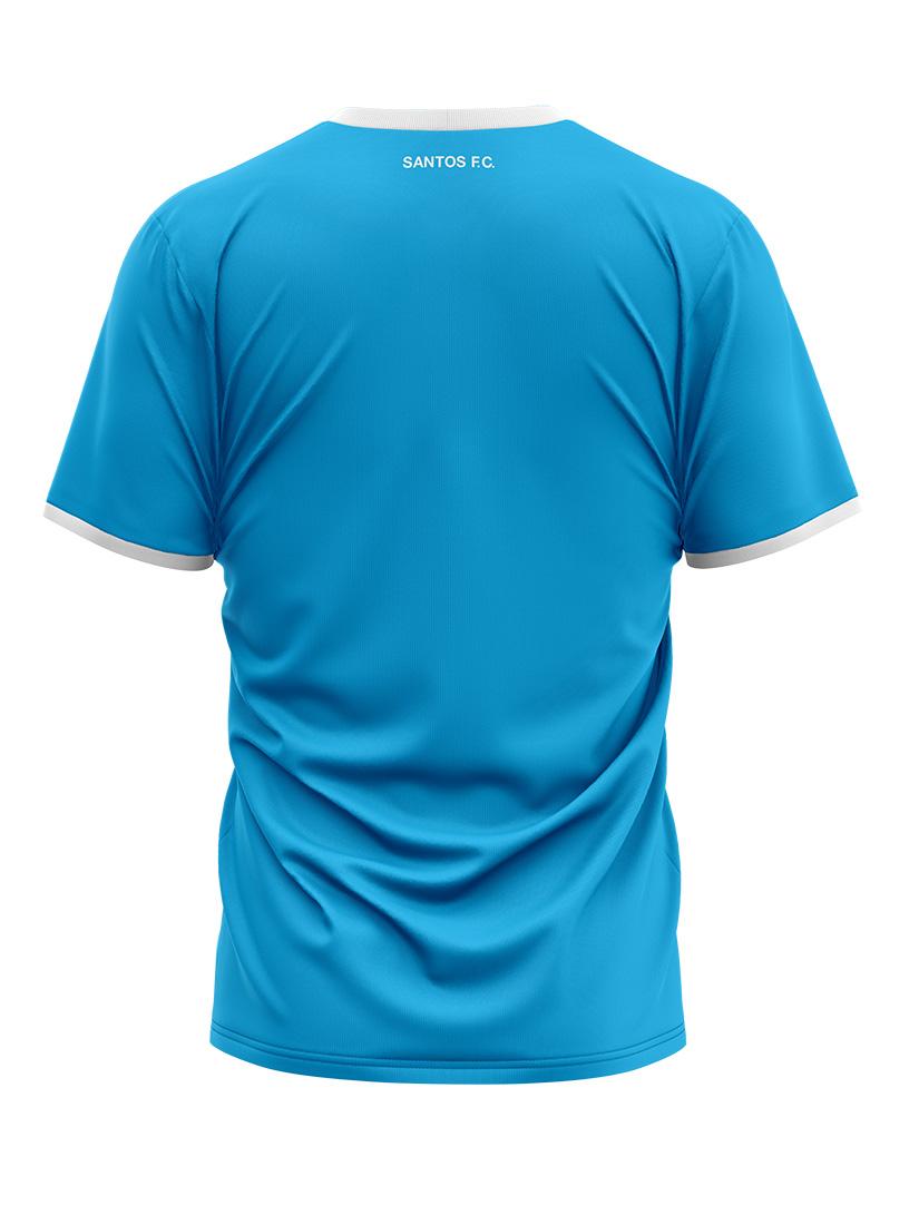 Camiseta Santos - COURT