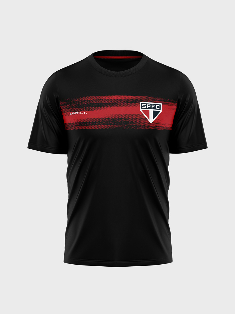 Camiseta São Paulo - CHAIN