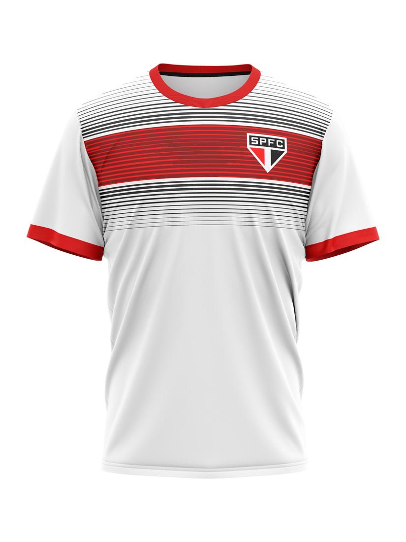 Camiseta São Paulo - LABEL