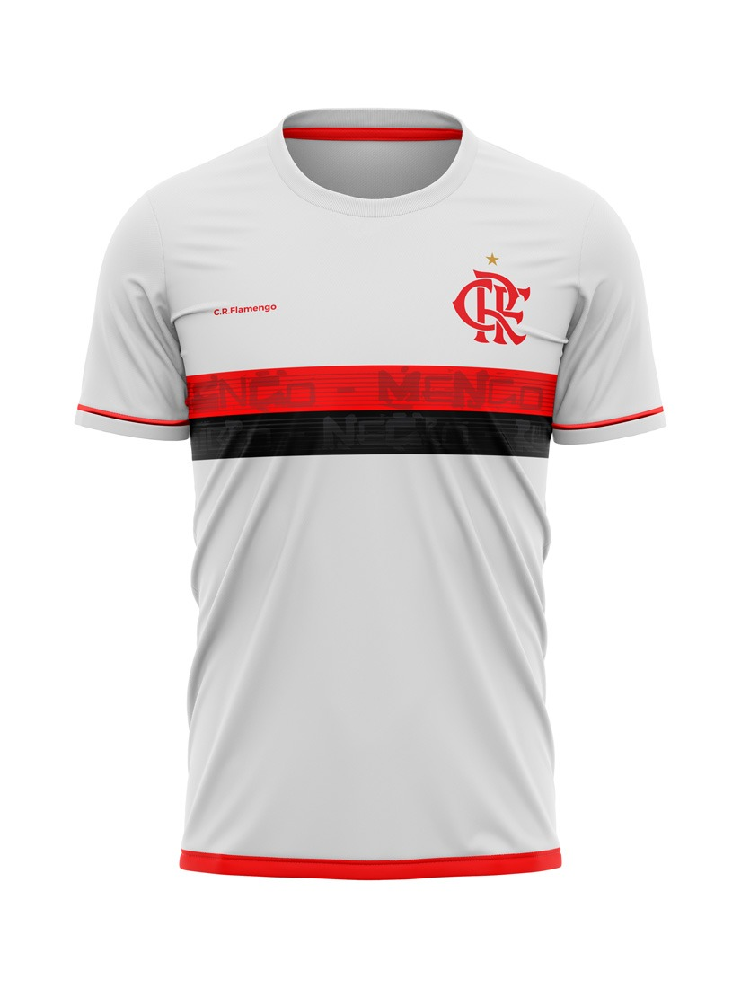 FLA - APPROVAL CAMISETA INF 100%PES