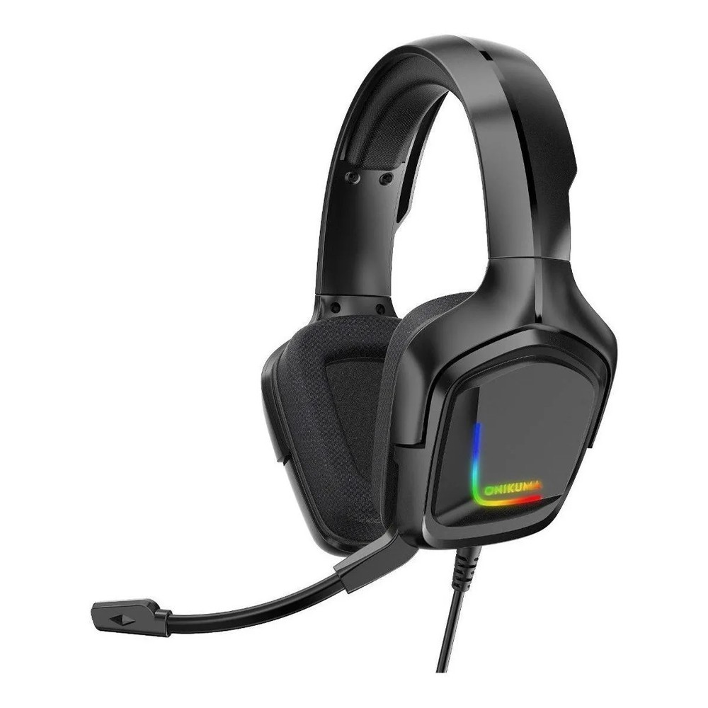 Fone de ouvido Headset Gamer Microfone Ps4/X-one Celular PC K20