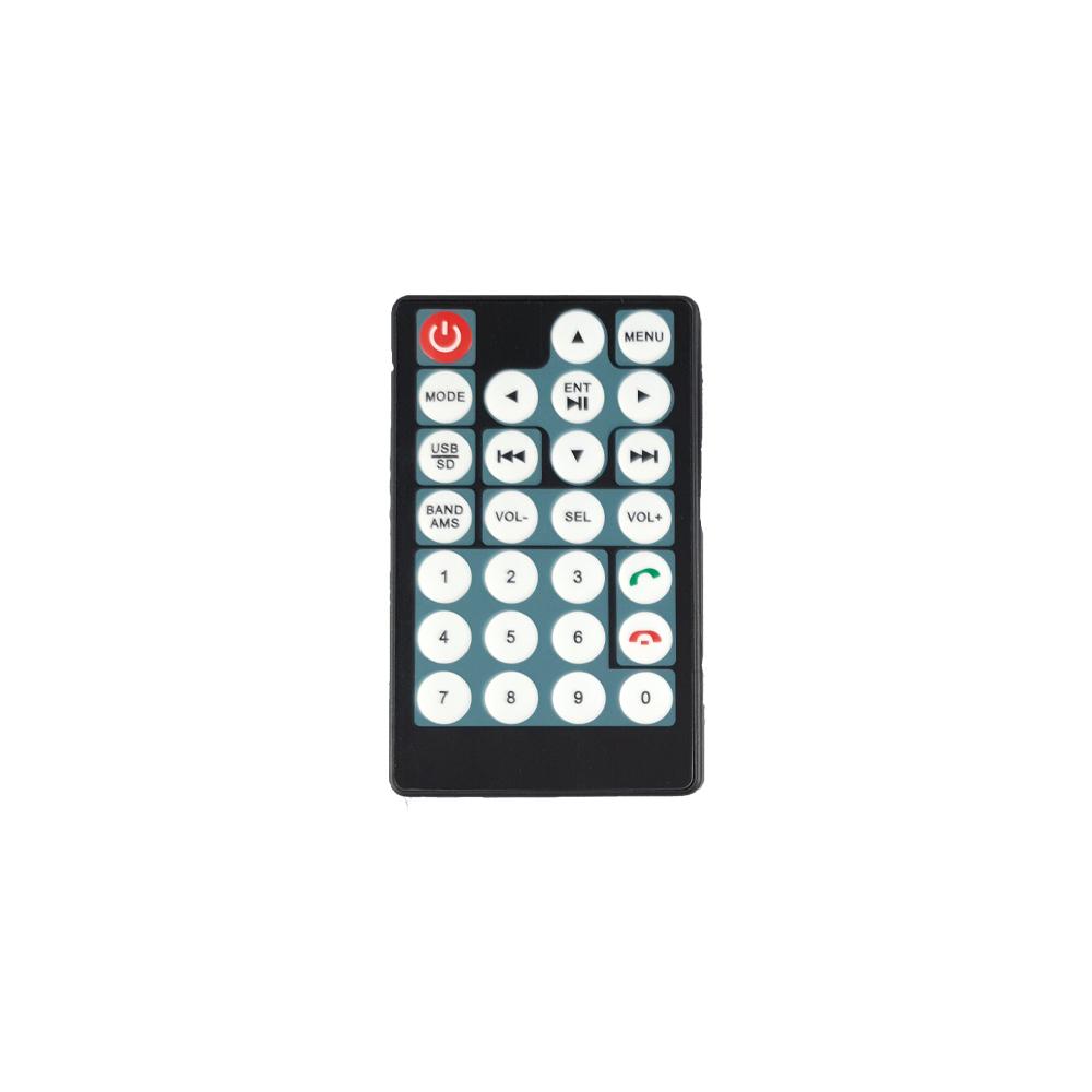 Multimídia Mp5 2 Din Espelhamento Android Ios 7 Pol Gol G2