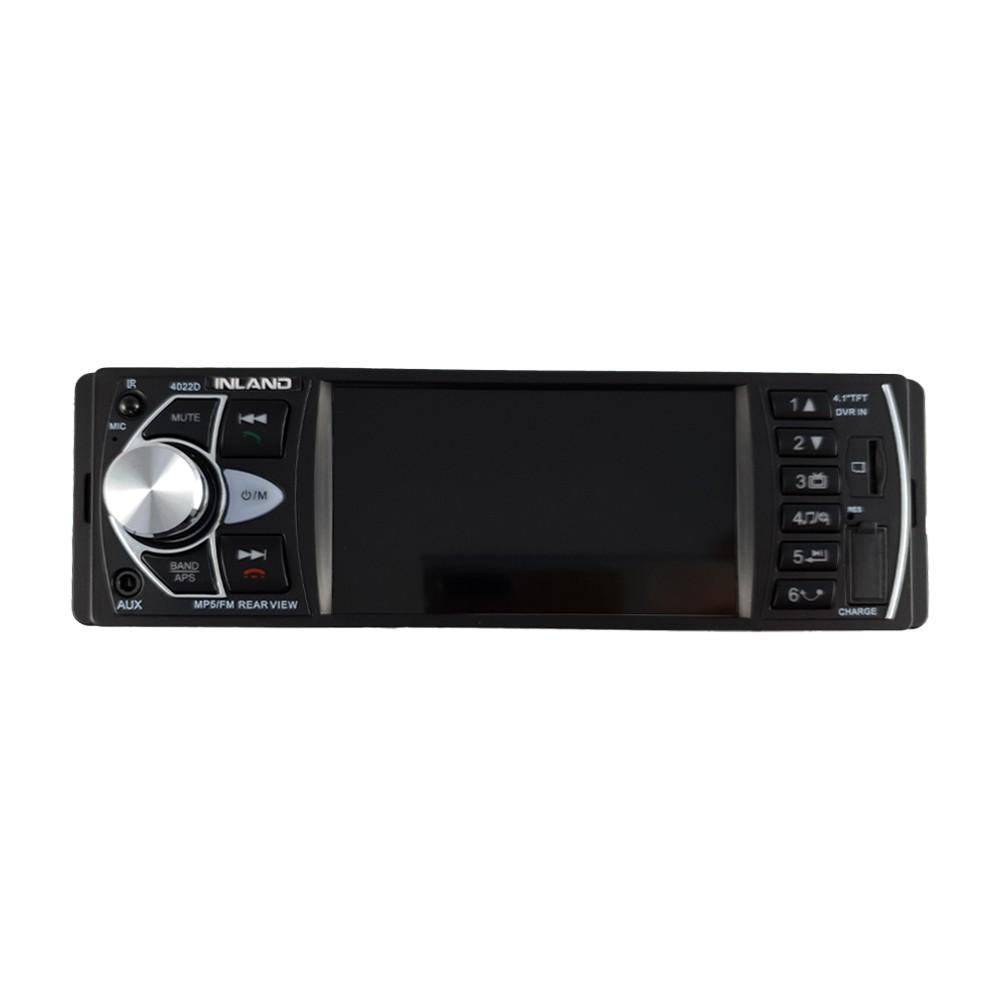 Radio Aparelho Mp5 Automotivo Bluetooth Tela 4 1 Din Universal Mp3