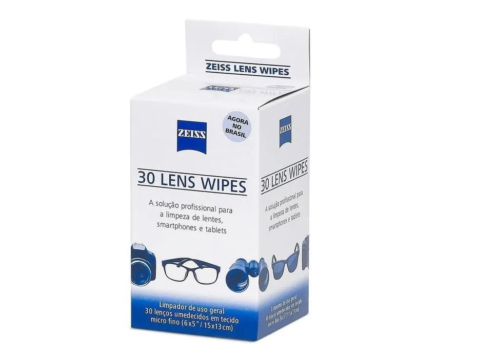 Lens Wipes Zeiss