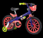 Bicicleta Infantil Aro 16 Show da Luna - Nathor