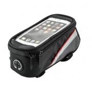 Bolsa Case Porta Celular Suporte Quadro Bike P/M/G