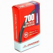 Câmara de Ar ChaoYang 700x25/32c Presta 48mm