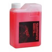 Líquido Fluido Freio Hidraulico Mineral Shimano 1000ml 1 L