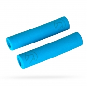 Manopla Shimano Pro Slide On Race Grips Azul