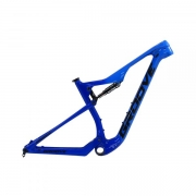 Quadro Groove Slap Carbon Azul Aro 29