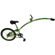 Quadro Reboque De Bicicleta Aro 20