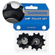 Roldana De Câmbio Shimano Slx M7000 U5000 Pulley Set Par