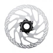 Rotor do freio a disco CENTER LOCK da SHIMANO SM-RT30 160mm