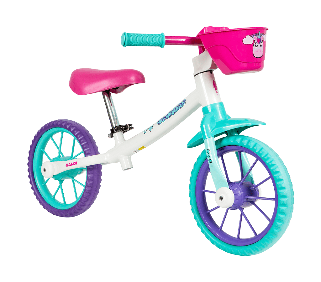 Balance Bike Caloi Cecizinha - Nathor