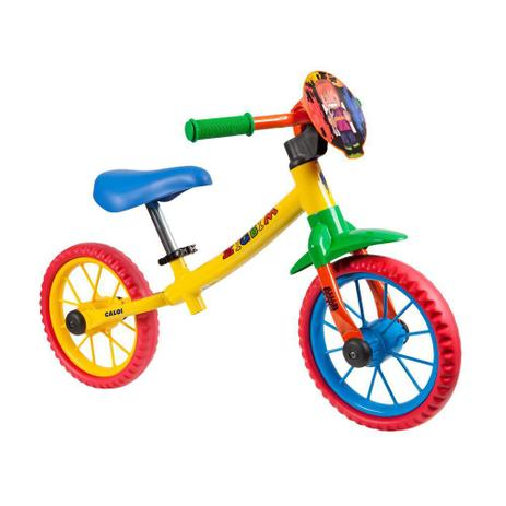Balance Bike Caloi Zigbim - Nathor
