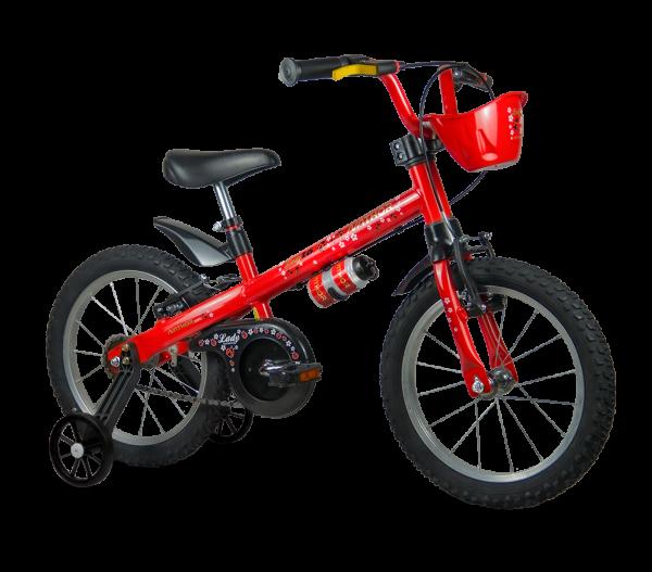 Bicicleta Infantil Aro 16 Lady - Nathor