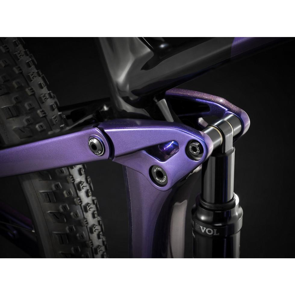 Bicicleta Trek Top Fuel 8 NX MTB Smart Wheel 29er