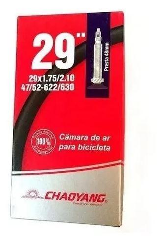 Câmara De Ar Chaoyang Aro 29 Válvula Presta 48mm