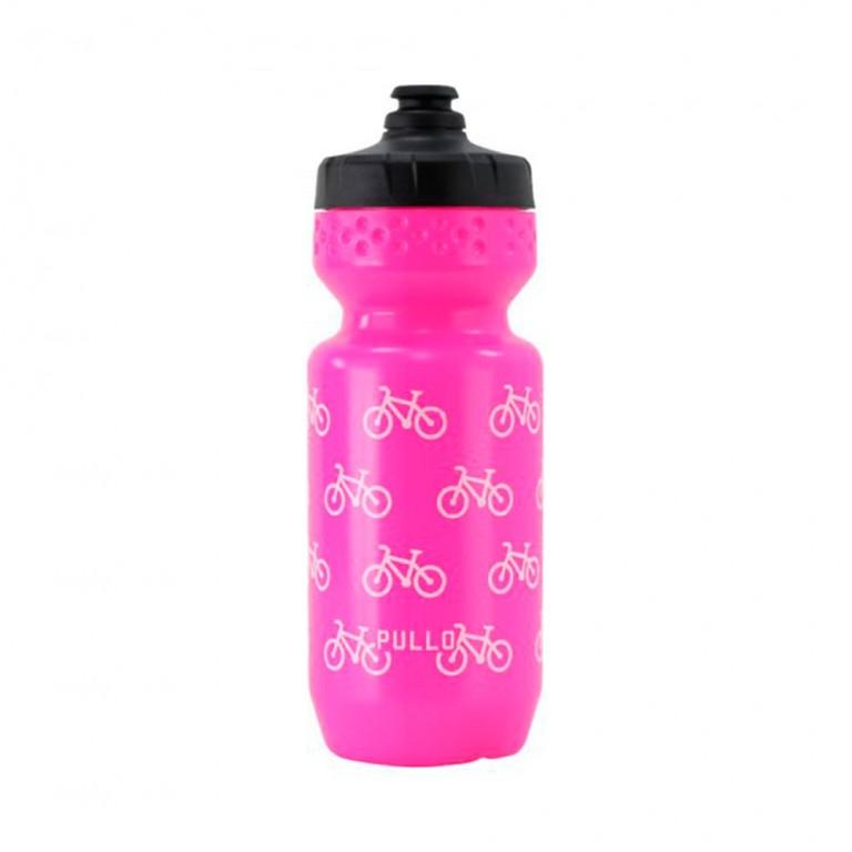 Caramanhola Hupi Pullo Bike 600ml Rosa