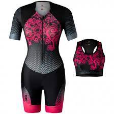 Macaquinho Ultracore Pink Neon Forro Gel Feminino Ciclismo Mtb Speed PROMOÇÃO
