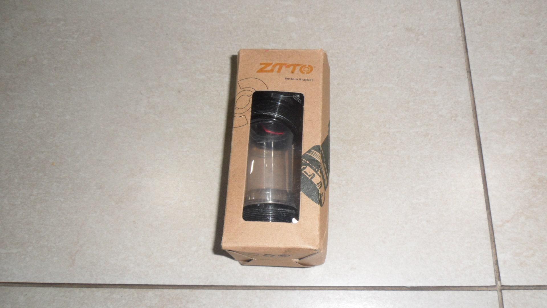 Movimento Cetral Zitto Ceramic BB109 - Ceramica SEMINOVO