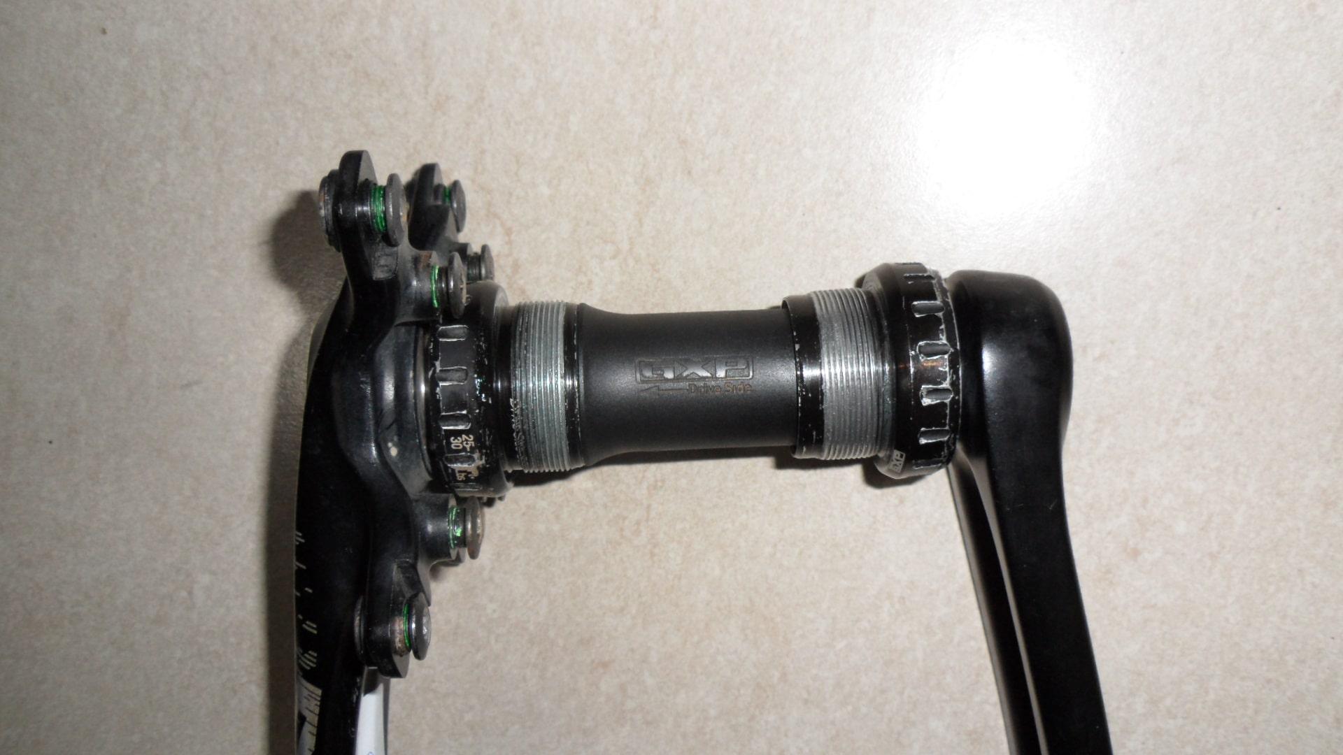 Pedivela SRAM X5 170 mm SEMINOVO