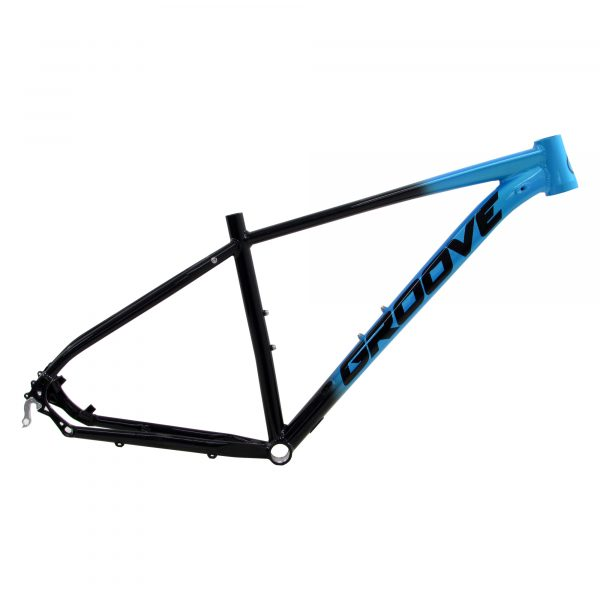 Quadro Groove MTB SKA Tapered  Azul claro com preto Aro 29