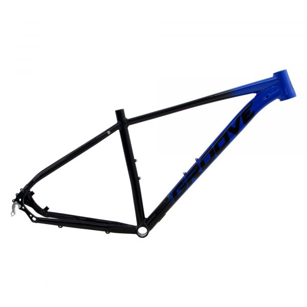 Quadro Groove MTB SKA Tapered  Azul Prism com preto Aro 29