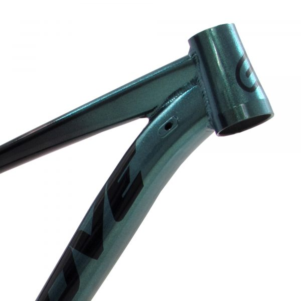 Quadro Groove MTB SKA Tapered Verde Prism com preto Aro 29