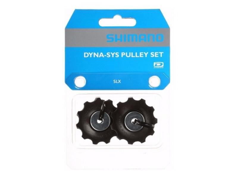 ROLDANAS DE CÂMBIO SHIMANO SLX DYNA-SYS PULLEY SET