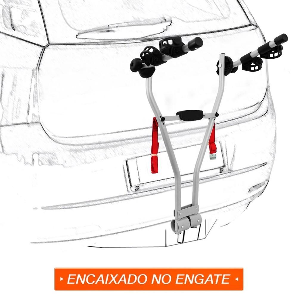 Transbike EQMAX engate  easy 2 lugares