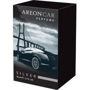 AREON CAR PERFUME 50ML SILVER PRATA