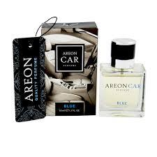 "ARO AREON CAR PERFUME 50ML BLUE ""AZUL""-T"