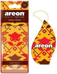 ARO MON AREON AMBER WOOD-Trib. Aprox. (R$ 19,73 Fe