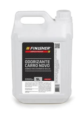 FINISHER® LP - ODORIZANTE CARRO NOVO 5L
