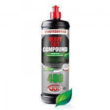 HEAVY CUT COMPOUND 400 - GREEN LINE 1KG