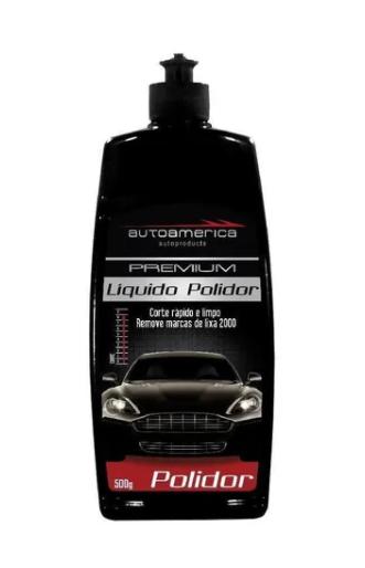 LIQUIDO POLIDOR AUTOAMERICA - 500G