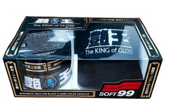 THE KING OF GLOSS BLACK - Edicao Limitada