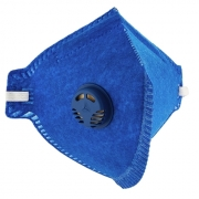 Máscara de Proteção Respiratória com Válvula PFF2 (S)