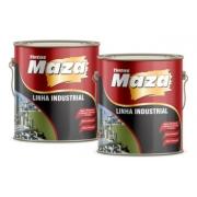 MAZAPOXI M288 FUNDO EPOXI ALUMINIO 1X1 KIT 7,2 LITROS