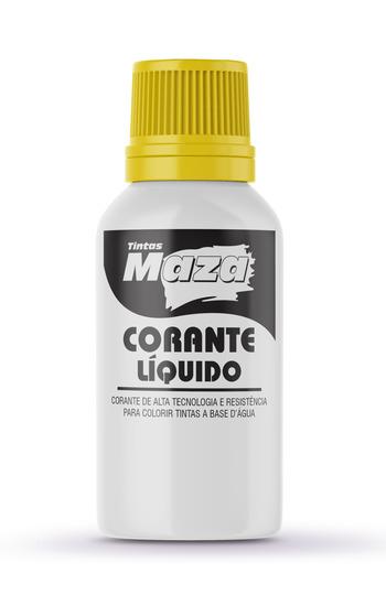 Corante Liquido Amarelo 50Ml