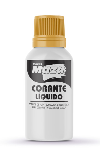 Corante Liquido Ocre 50Ml