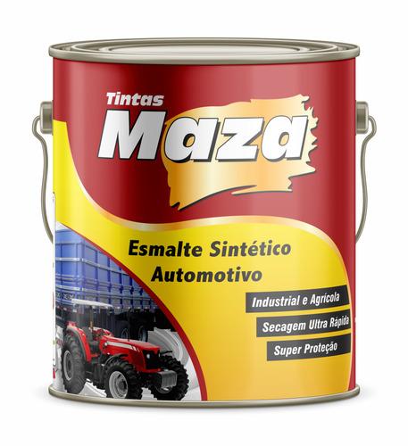 Esmalte Sintético Industrial Automotivo Agricola 3,6 Litros