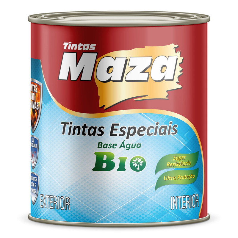 Primer Eco Base Agua Branco Madeiras Metais Litro 900ml