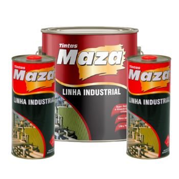 Primer Epóxi M202 + Catalisador + Diluente Kit 5,4 Litros