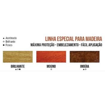 Spray Verniz Marítimo Brilhante Premium Maza 300Ml