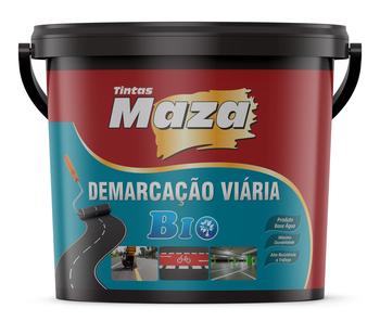 Tinta Demarcação Viaria Base Agua Amarela Lata 18 Litros