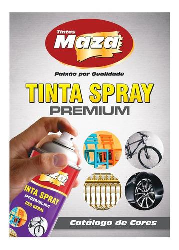 Tinta Spray Verniz Acrílico Incolor Brilhante 400Ml