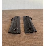 Par De Talas Alumínio Anodizado Black - Imbel MD1, MD2, MD5, MD7