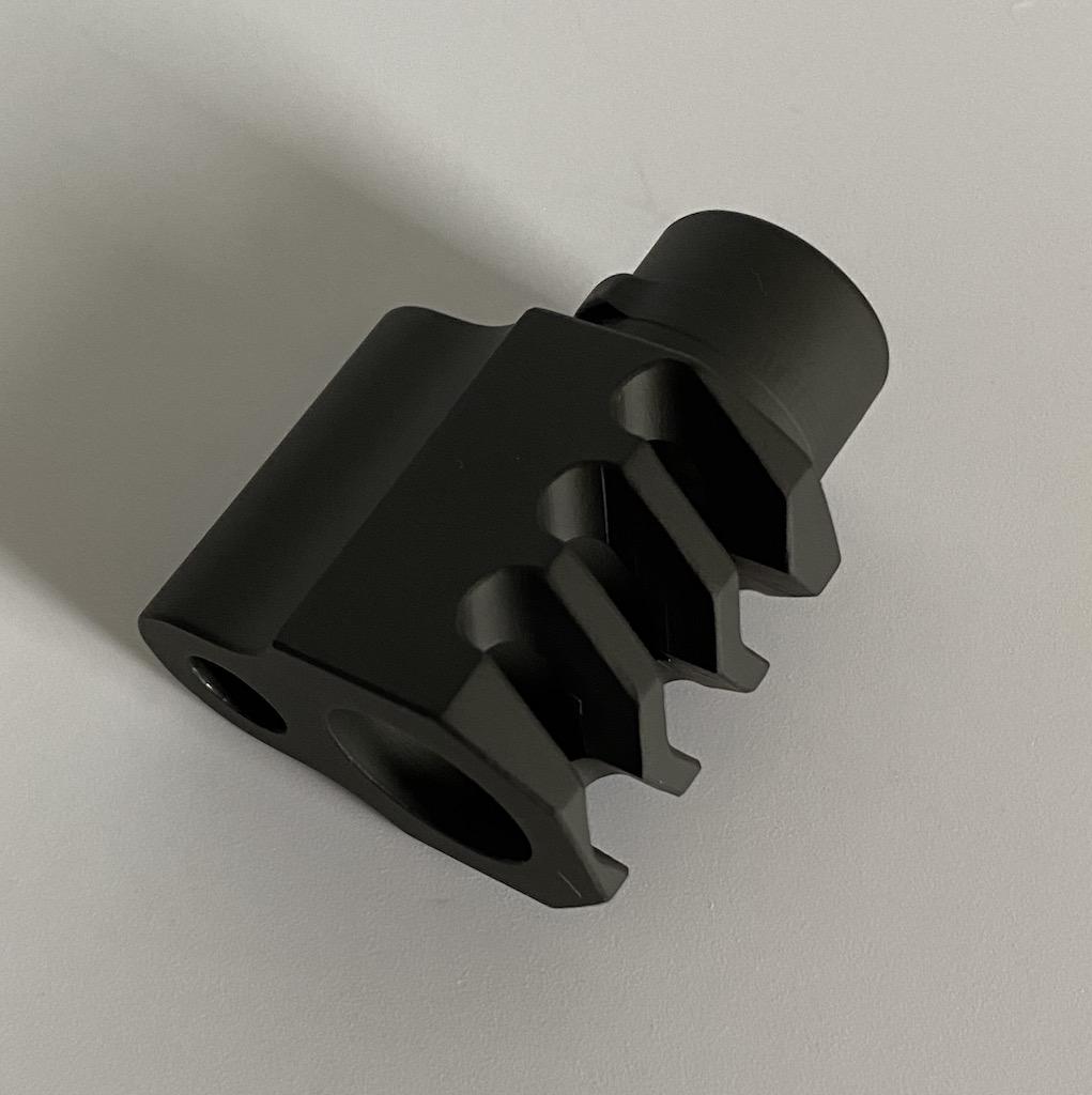 Compensador Imbel - Md1/MD1N/M911 380/.45/9mm - Cerakote